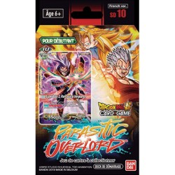 Deck Préconstruit - SD10 - Parasitic Overloard - DRAGON BALL SUPER CARD GAME