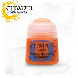 Citadel Layer Paints Troll Slayer Orange