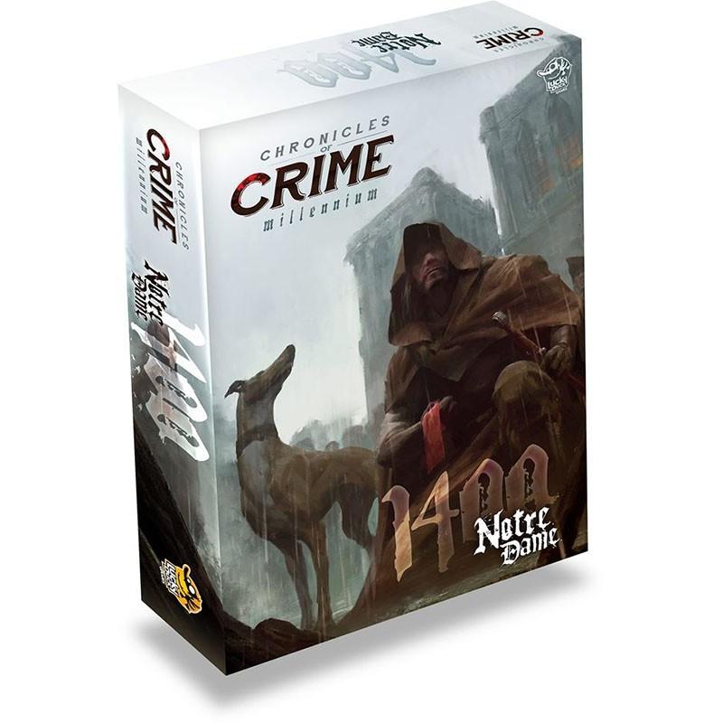 CHRONICLES OF CRIME MILLENIUM – 1400 Le jeu