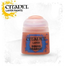 Citadel Layer Paints Squig Orange