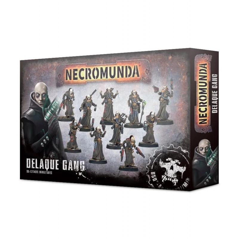 Delaque Gang - Necromunda: Underhive