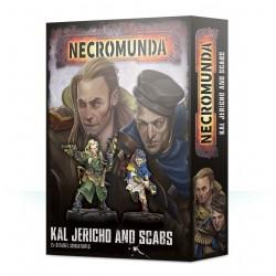 Kal Jericho et Scabs - Necromunda: Underhive