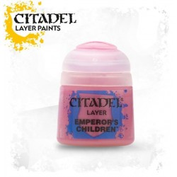 Citadel Layer Paints Emperor's Children