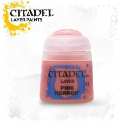 Citadel Layer Paints Pink Horror