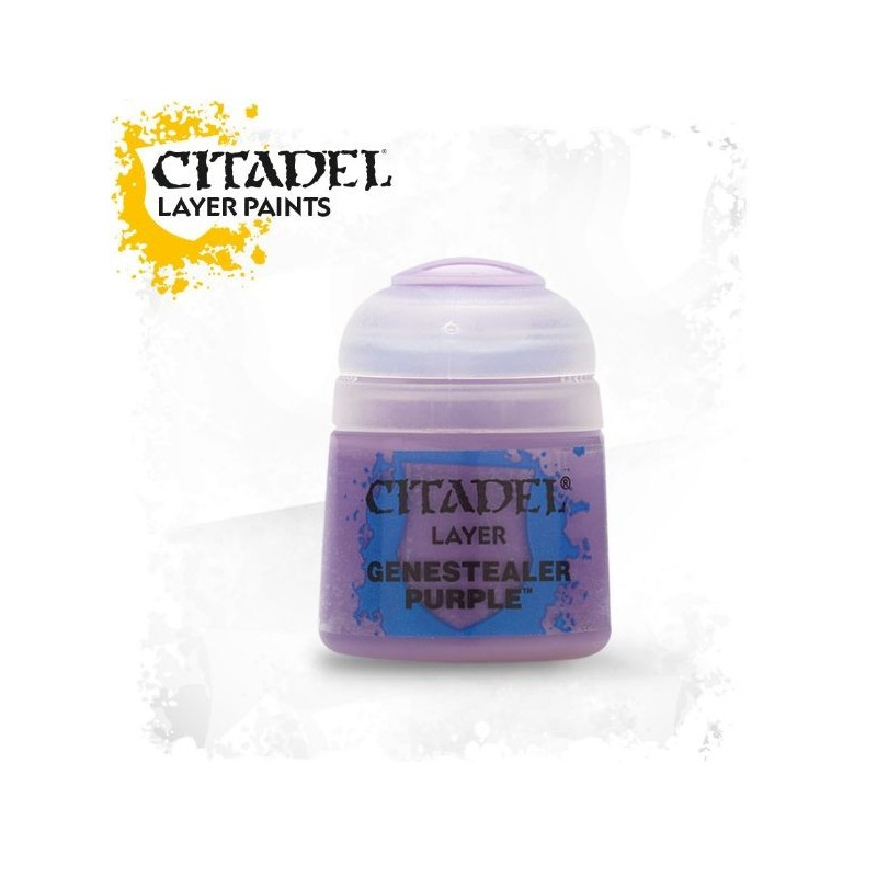 Citadel Layer Paints Genestealer Purple