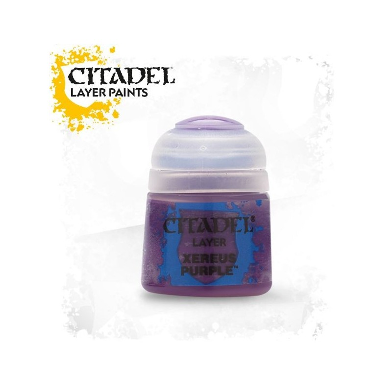Citadel Layer Paints Xereus Purple
