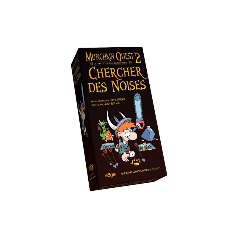 MUNCHKIN QUEST 2 : CHERCHER DES NOISES (EXT)