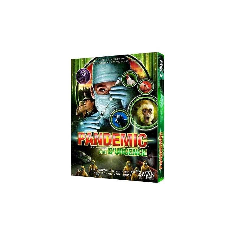 PANDEMIC : ÉTAT D'URGENCE (EXT)