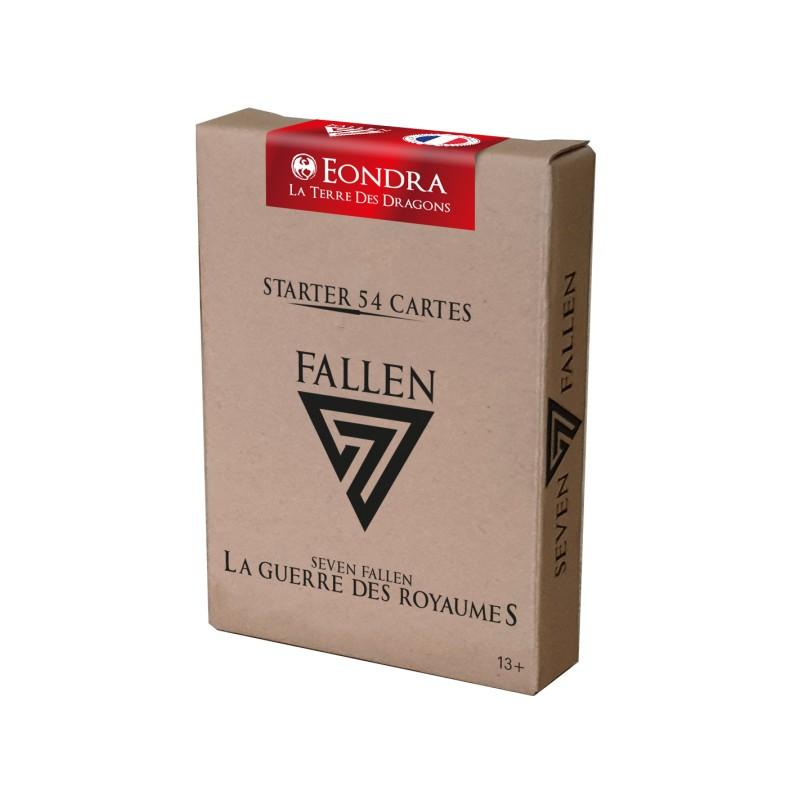 Starter 54 cartes - royaume Eondra - 7 Fallen