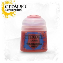 Citadel Layer Paints Wazdakka Red