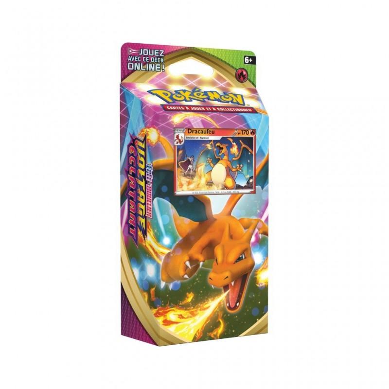 Pokemon – EB04 Voltage Eclatant: Starter Dracaufeu