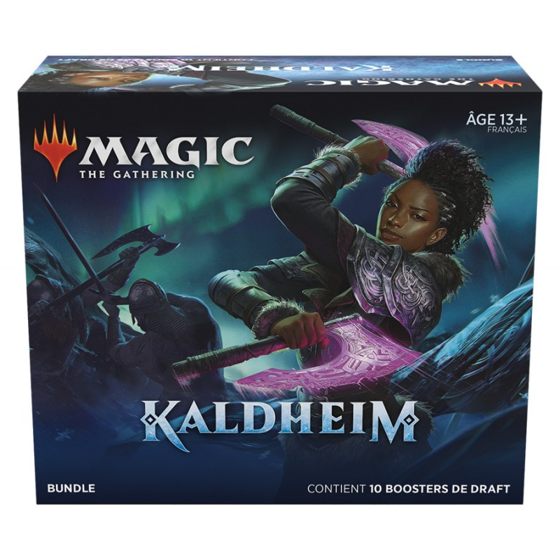 Précommande: Kaldheim - Bundle - FR