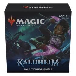 Précommande: Kaldheim - Pack d'avant-premiere Magic VF