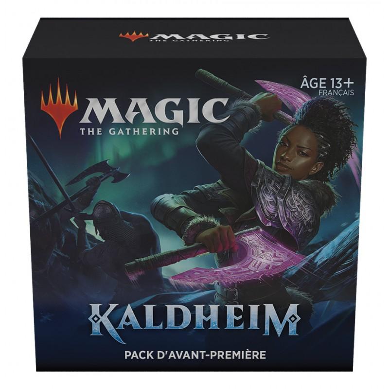 Kaldheim - Pack d'avant-premiere Magic VF