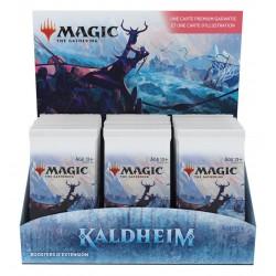 Kaldheim - Boite de 30 Boosters d'extension - VF
