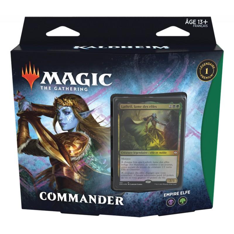 "Kaldheim Commander Deck FR ""Elven Empire"""