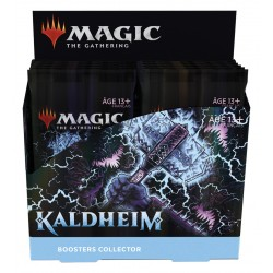 Précommande: Kaldheim - Boite de 12 Boosters Collector - FR