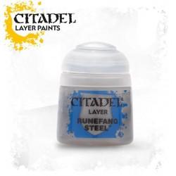 Citadel Layer Paints Runefang Steel