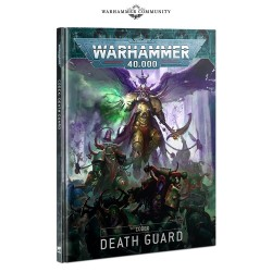 Codex: Death Guard V9 (HB) (Français)