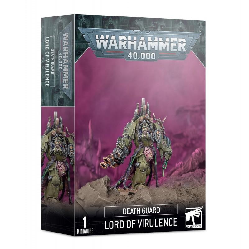 Seigneur de la Virulence - Death Guard