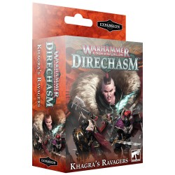 Warhammer Underworlds: Ravageurs de Khagra