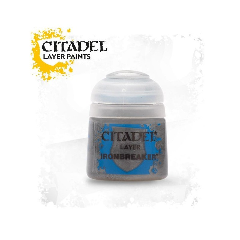 Citadel Layer Paints Ironbreaker