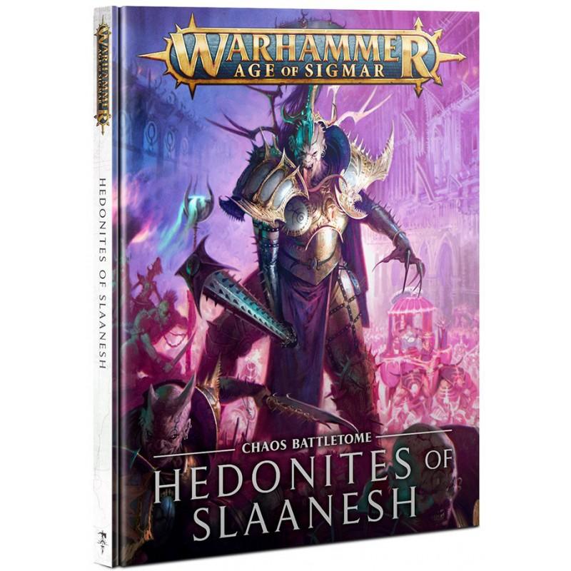 Battletome: Hedonites de Slaanesh - Fr