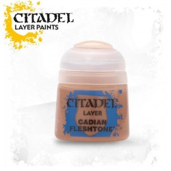 Citadel Layer Paints Cadian Fleshtone