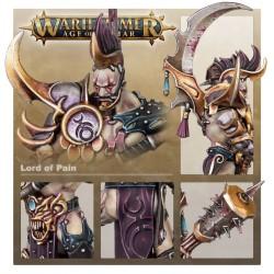 Lord of Pain - Hédonites de Slaanesh