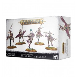 Blissbarb Seekers / Slickblade - Hédonites de Slaanesh
