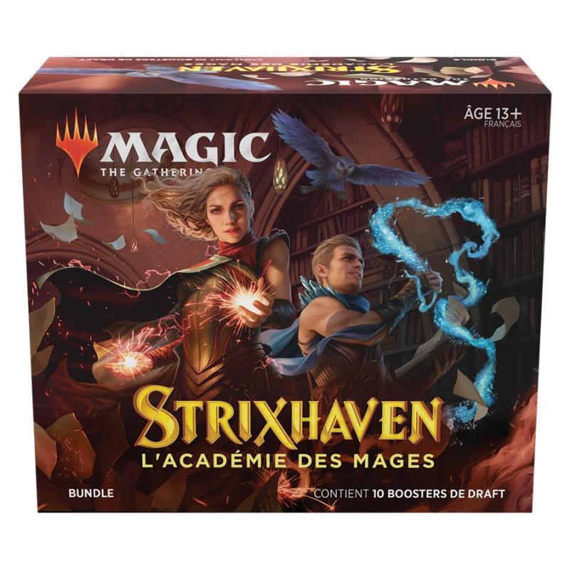 MTG - Strixhaven Bundle - FR