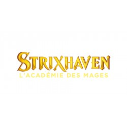 MTG - Strixhaven Decks Commander - FR