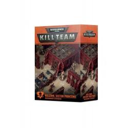 Extension d'Environnement Kill Team – Killzone: Sector Fronteris (FRANCAIS)