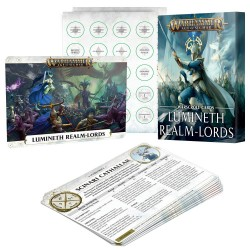 Cartes d'Unité: Lumineth Realm Lords (Fr)
