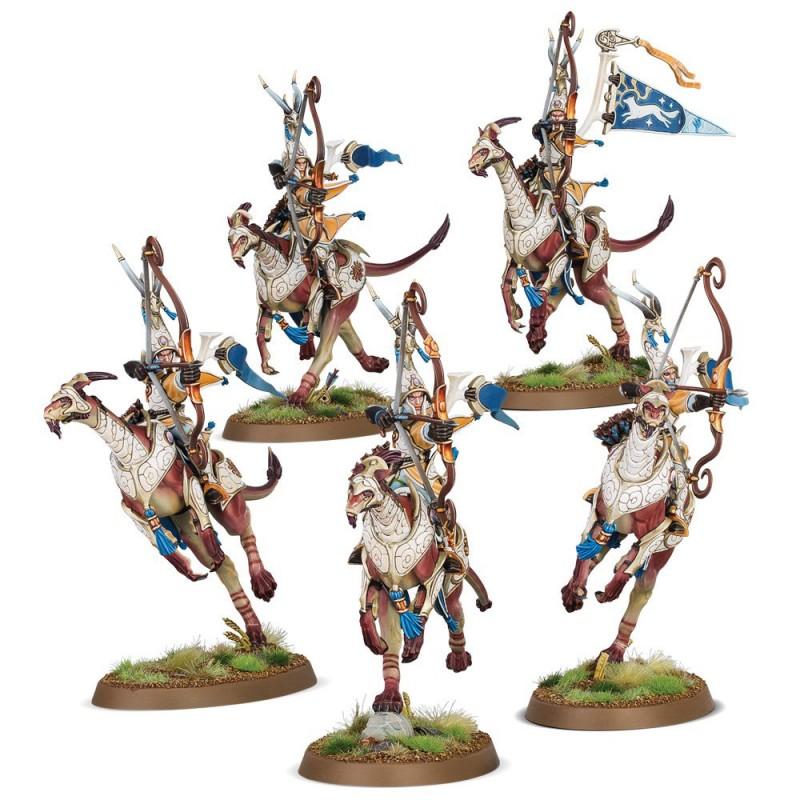 Hurakan Windchargers - Lumineth Realm Lords