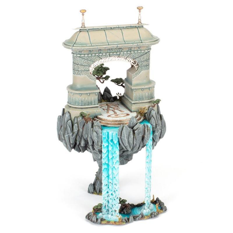 Shrine Luminor - Lumineth Realm Lords