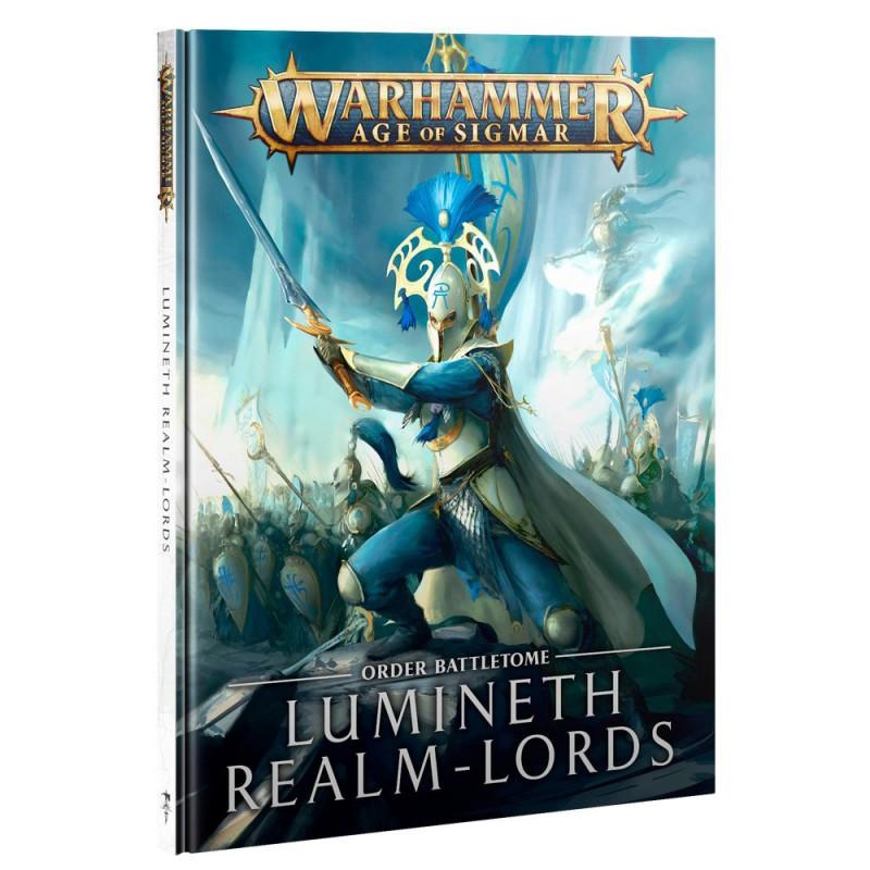 Battletome: Lumineth Realm Lords - HB (Français) V2