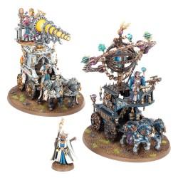 Broken Realms: Xintil War-Magi