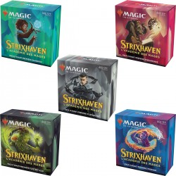 Strixhaven - lot de 5 Pack...