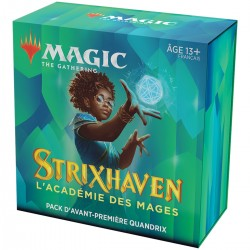 Strixhaven - Pack d'avant-premiere Quandrix Magic VF