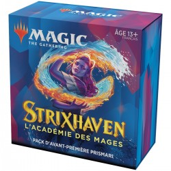 Strixhaven - Pack d'avant-premiere Prismari Magic VF