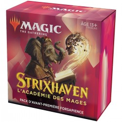 Strixhaven - Pack d'avant-premiere Forsapience Magic VF