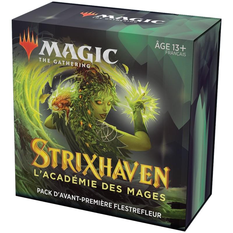 Strixhaven - Pack d'avant-premiere Flestrefleur Magic VF