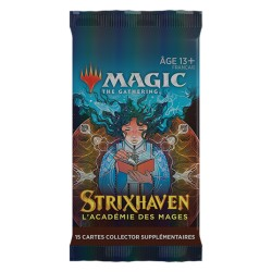 MTG - Strixhaven booster collector - FR