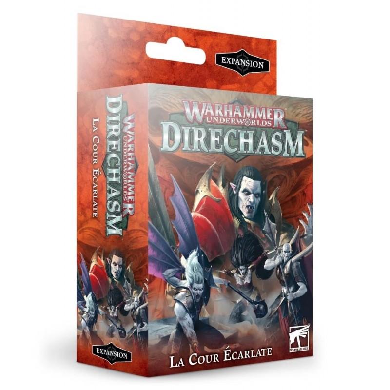 La Cour Ecarlate - Warhammer Underworlds: Direchasm