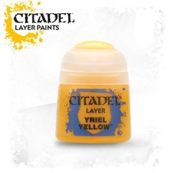 Citadel Layer Paints Yriel Yellow