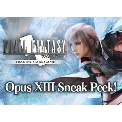 FINAL FANTASY - Kit AP OPUS XIII