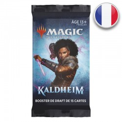 Kaldheim - Booster de draft - FR