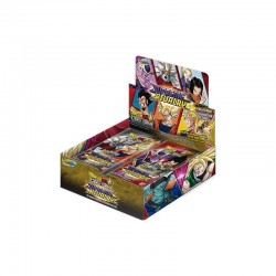 Booster serie Unisson Warrior 4x24 - DRAGON BALL SUPER CARD GAME - Supreme Rivalry FR