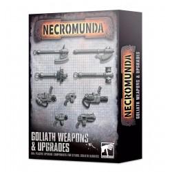 Armes et améliorations Goliath - Necromunda: Underhive